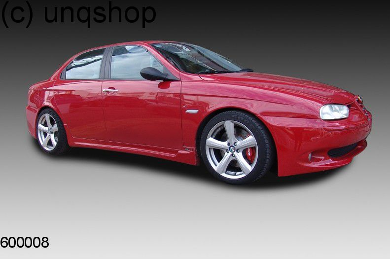 Side Skirts Gta Look Alfa Romeo 156