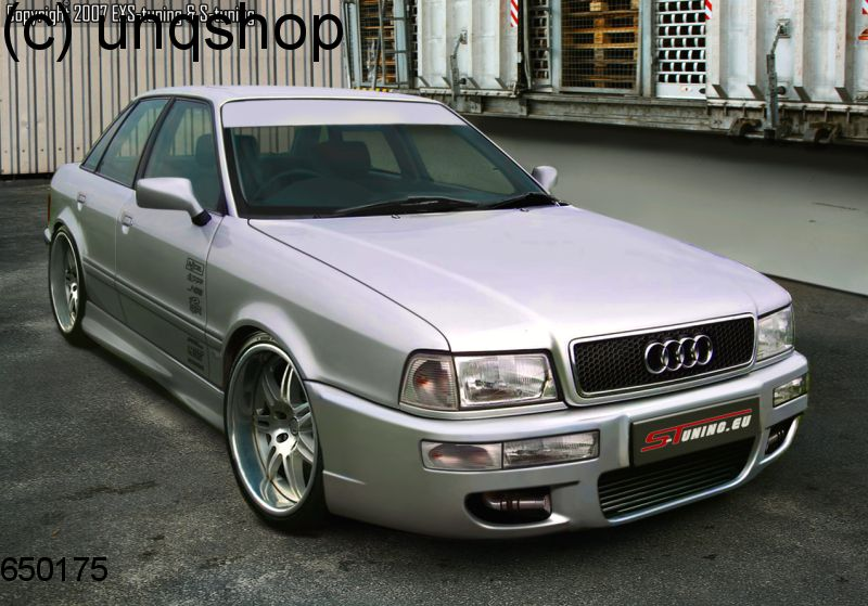 front bumper audi 80 b4 only for coupe. Black Bedroom Furniture Sets. Home Design Ideas