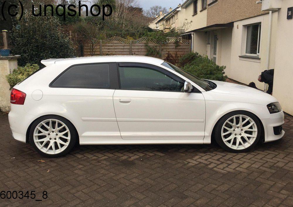 Audi A3 8p S Line Dachkantenspoiler Modifizierte Autogalerie