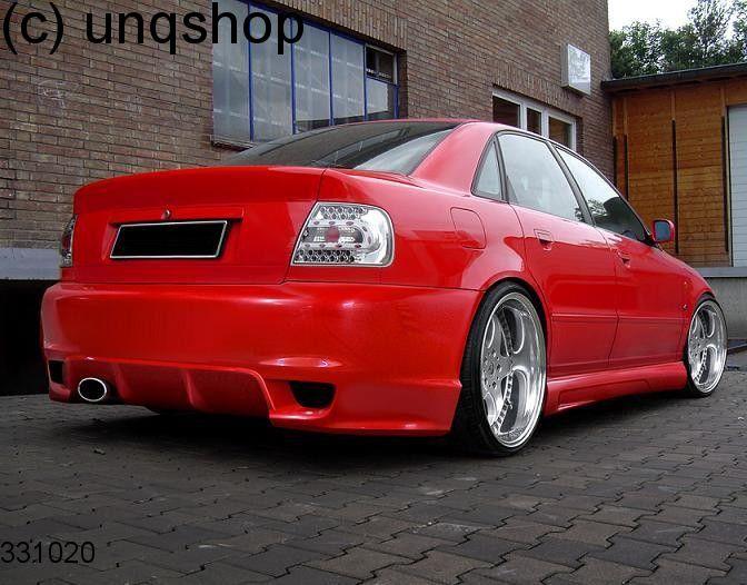 Rear bumper (GTR) Audi A4 B5