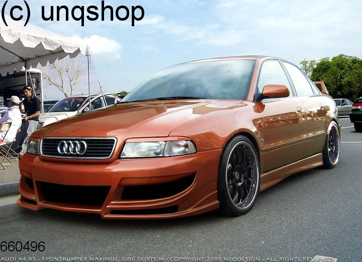 Front bumper (MAXIMUS) Audi A4 B5