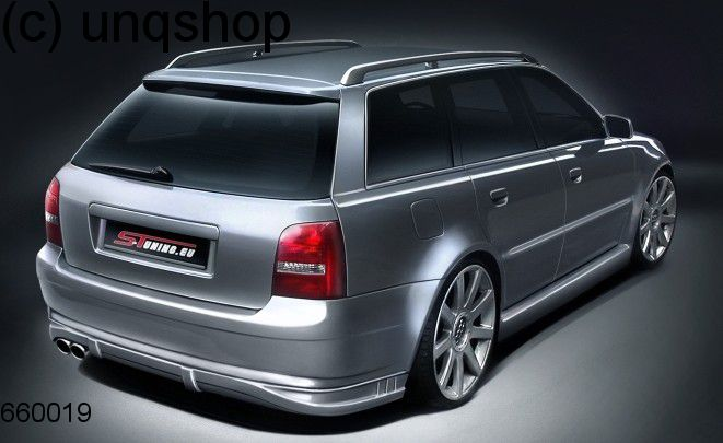 Rear Bumper Audi A4 B5 Only For Avant