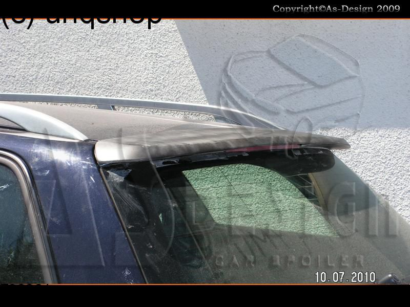 Roof spoiler (AS) Audi A4 B6 , only for Estate