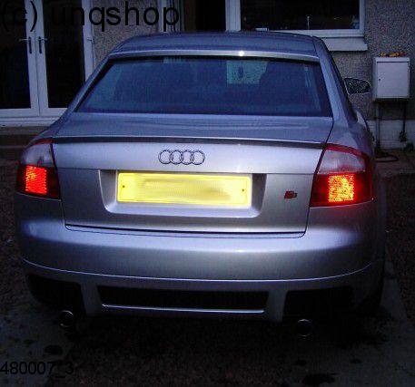 Boot Spoiler Audi A4 B6