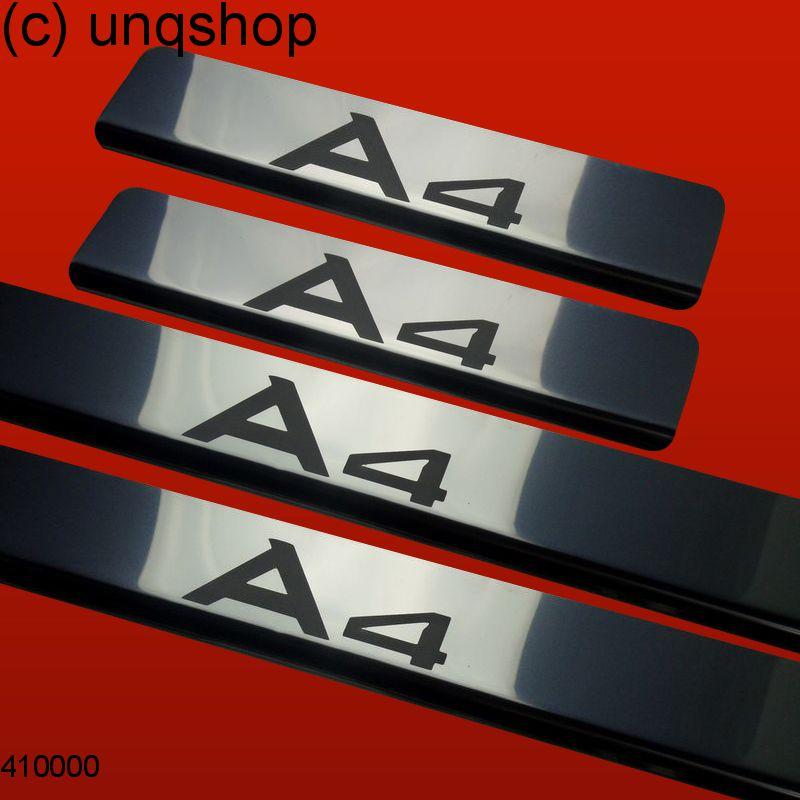Door sills (A4) Audi A4 B8