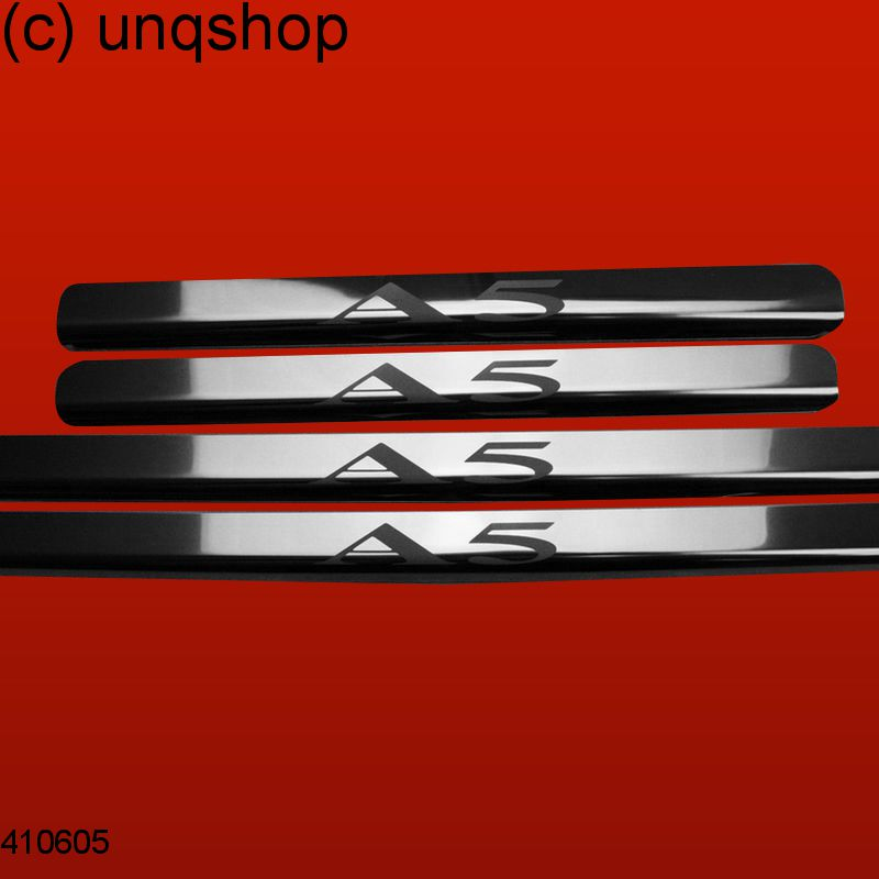Door sills (A5) Audi A5  , only for Sportback Prefacelift