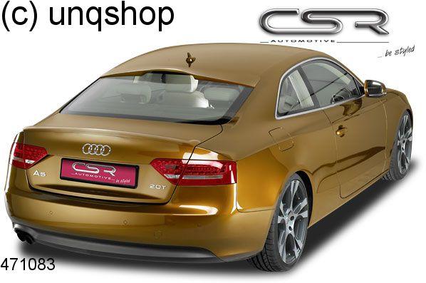 Window spoiler Audi A5