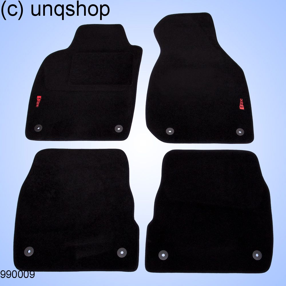 Car Mats A6 Audi A6 C5 Only For Euro Lhd