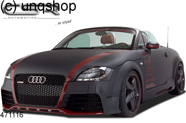 audi tt 8n audi r8 look conversion body kit 1998 2006 ebay. Black Bedroom Furniture Sets. Home Design Ideas