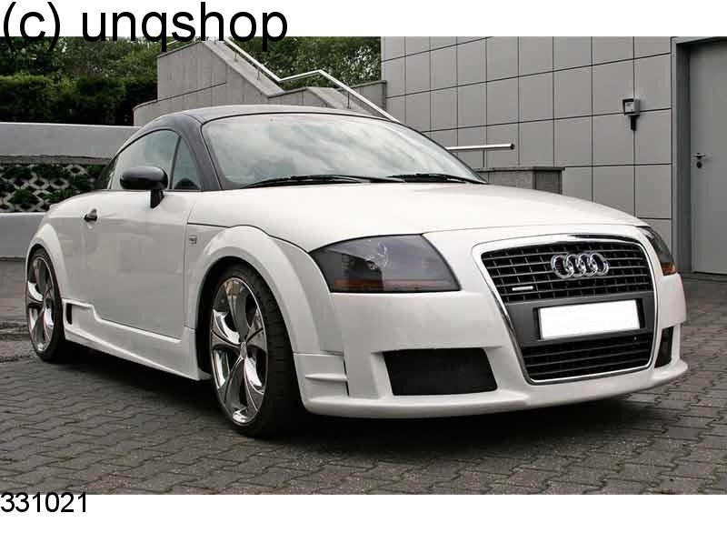 Front bumper (GTR) Audi TT Mk1 8N