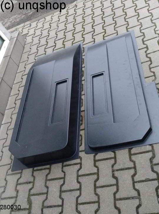 Front bumper (R8 LOOK STYLE) Audi TT Mk1 8N