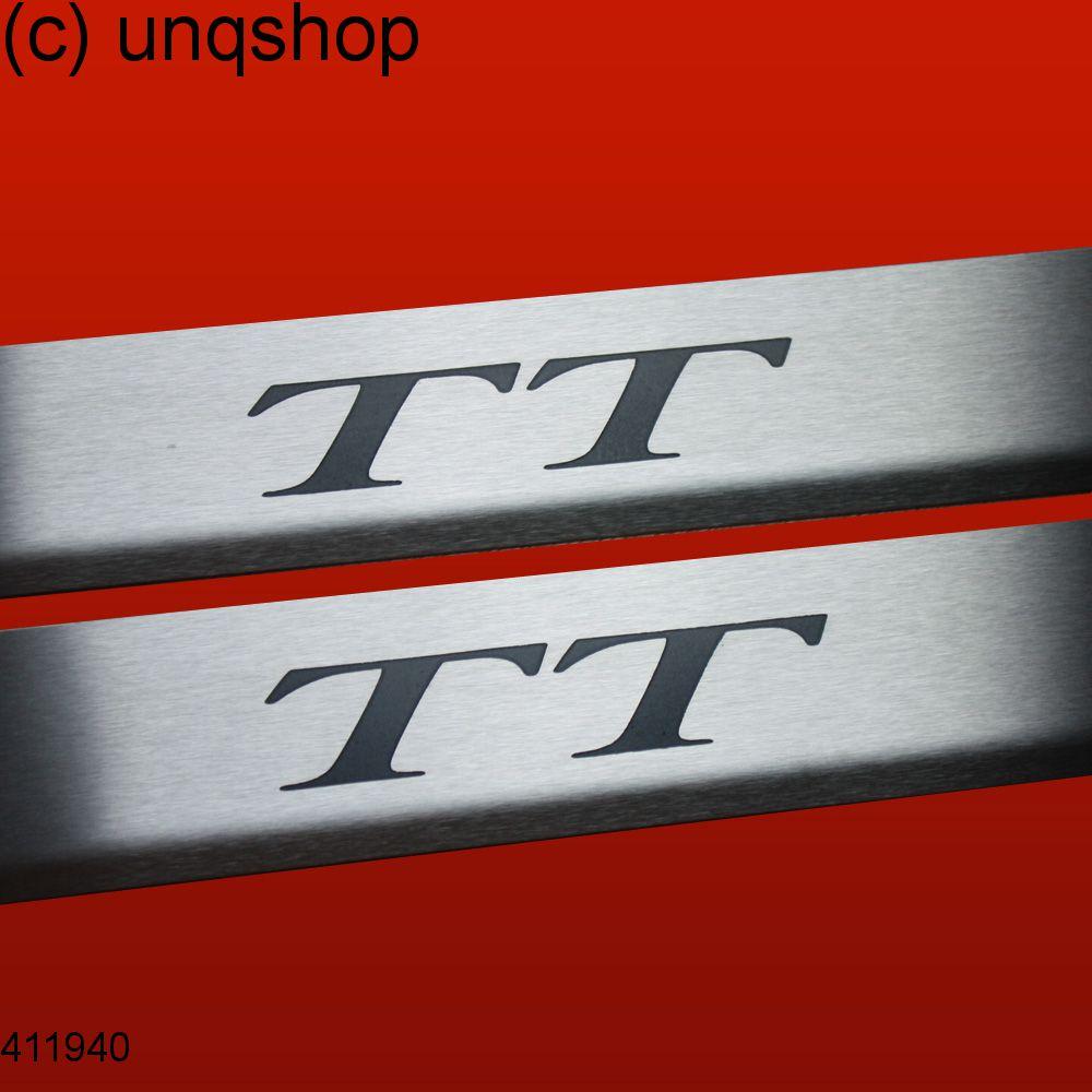Door sills (TT) Audi TT MK2 8J