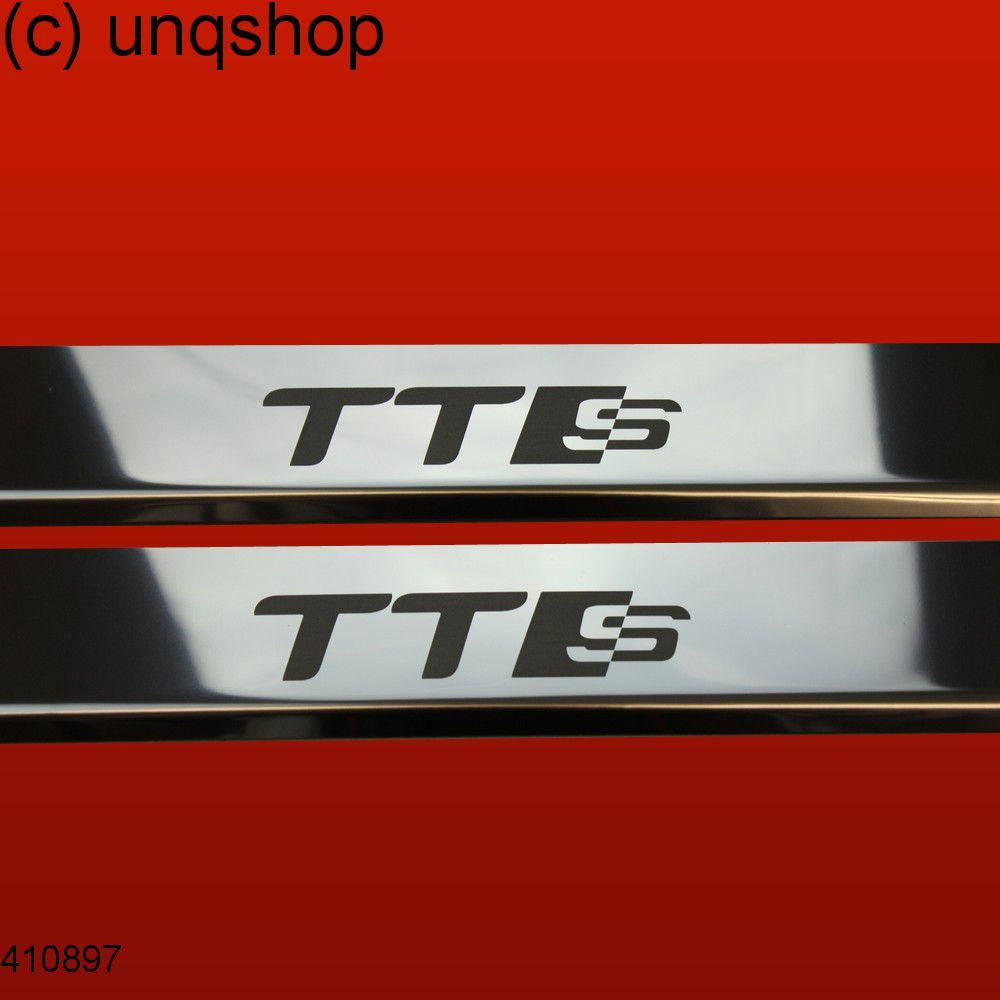 Door sills (TTS) Audi TT Mk2 8J