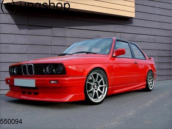 Front Bumper (Evo M3 Style) BMW 3 SERIES E30