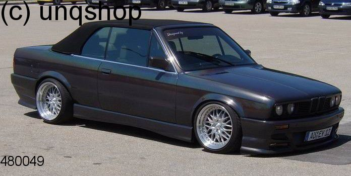 Side Skirts (M3) BMW 3 SERIES E30