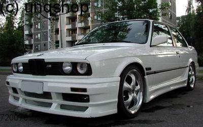 Front bumper (R) BMW 3 SERIES E30