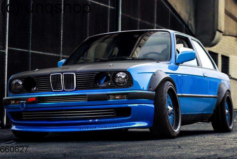 Wide arches BMW 3 SERIES E30