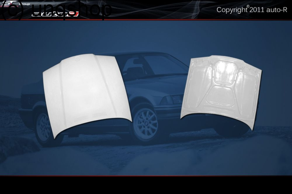 Bonnet BMW 3 SERIES E36 , only for COUPE