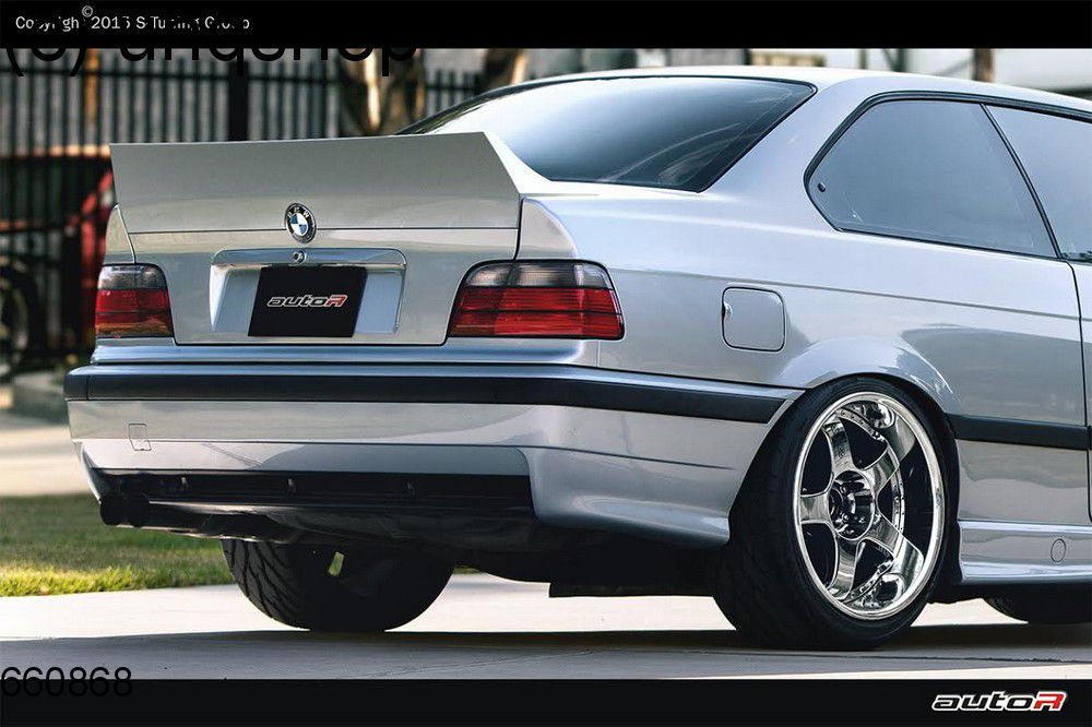 Boot spoiler BMW 3 SERIES E36 , only for DRIFT MAXX