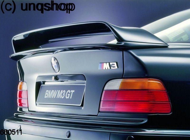 Boot spoiler (Crazy Horse) BMW 3 SERIES E36