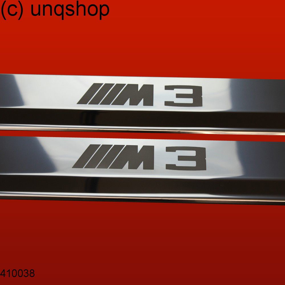 Door sills (M3 Typ 2) BMW 3 SERIES E36 , only for Coupe