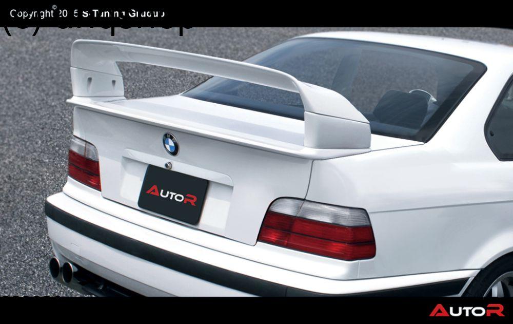 Boot Spoiler SUPER BULL BMW 3 SERIES E36