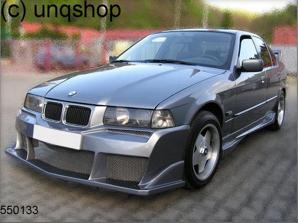 Front Bumper (Target) BMW 3 SERIES E36