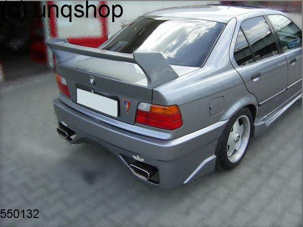 Rear Bumper (Target) BMW 3 SERIES E36