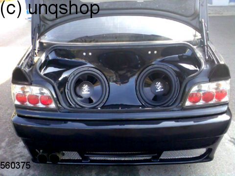 Bass Box (V2) BMW 3 SERIES E36 , only for Coupe
