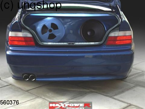 Bass Box (V2) BMW 3 SERIES E36 , only for Saloon