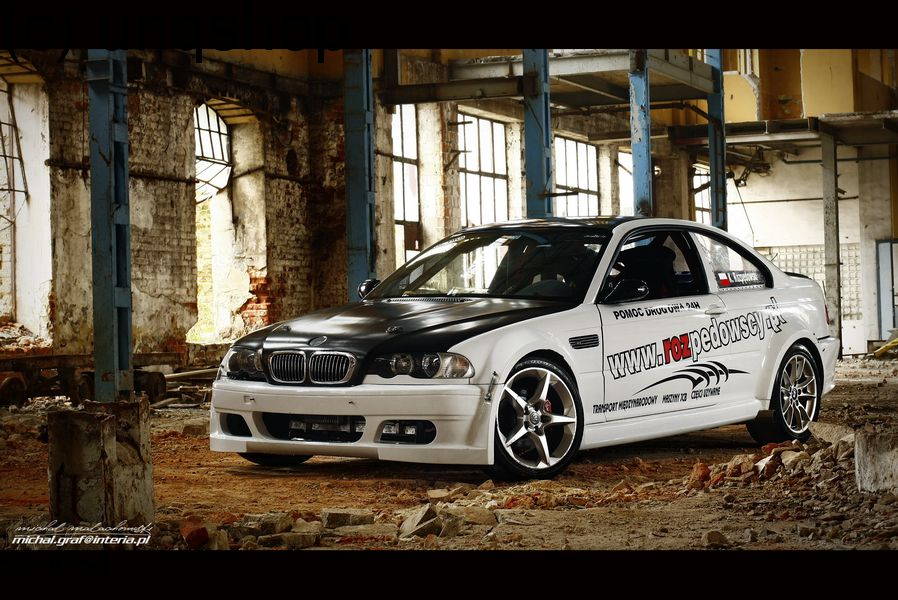 Body Kit Wide BMW SERIES E Only For M - Bmw 3 series e46