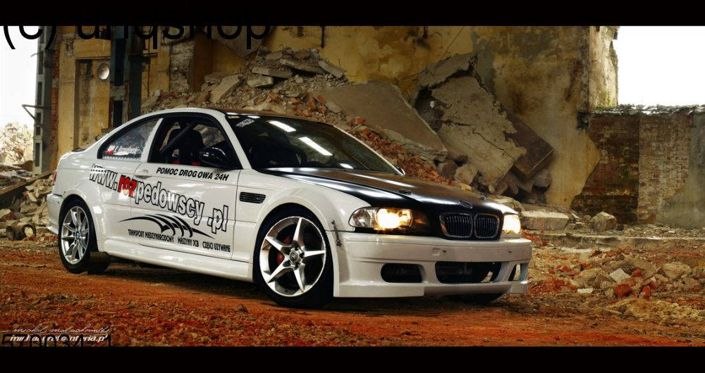 BMW 3 SERIES E46 ( WIDE ) BODY KIT ONLY FOR M3 | eBay