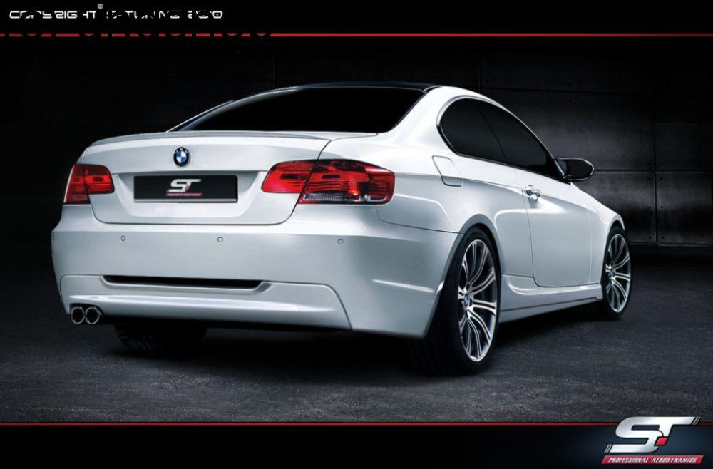 Rear bumper BMW 3 SERIES E92/93