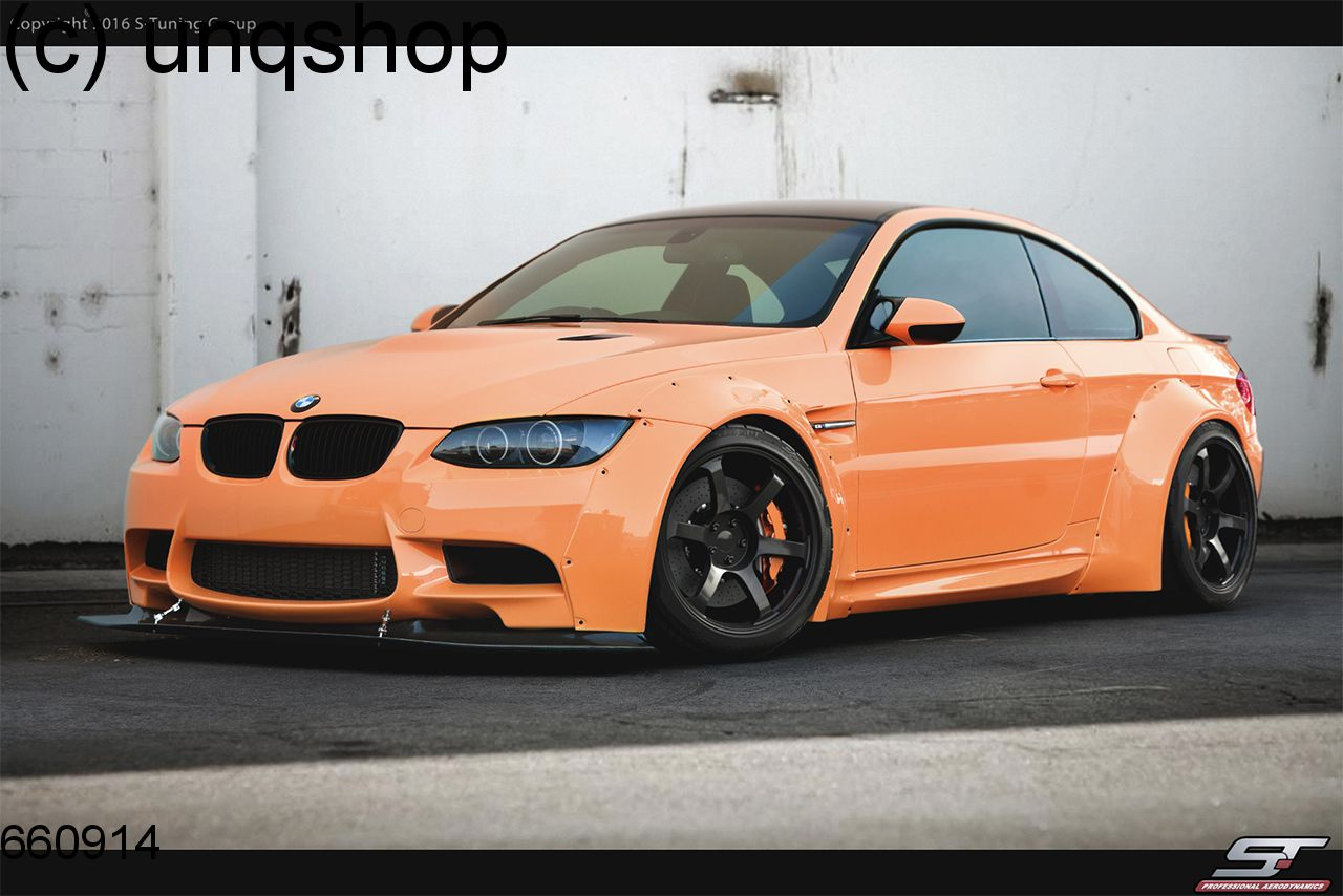 Wide Body Kit Bmw 3 Series E92 93 Only For M3
