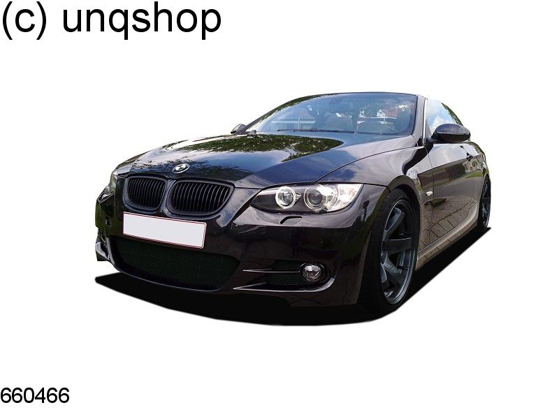 Front bumper (without foglights) BMW 3 SERIES E92/93