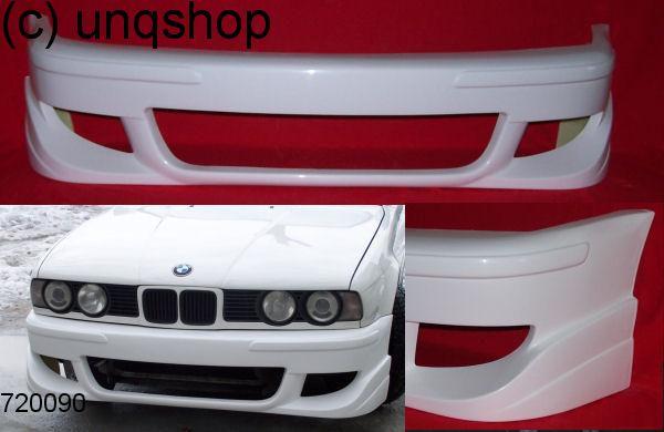 Front bumper (ASD) BMW 5 SERIES E34