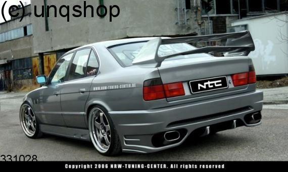 Rear bumper (F-60) BMW 5 SERIES E34