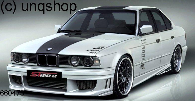 Front bumper BMW 5 SERIES E34