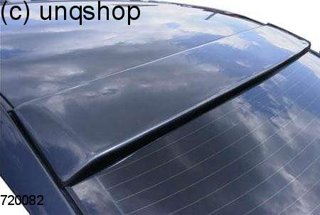 Window spoiler BMW 5 SERIES E34