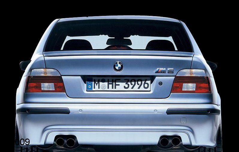Boot Spoiler (M) BMW 5 SERIES E39