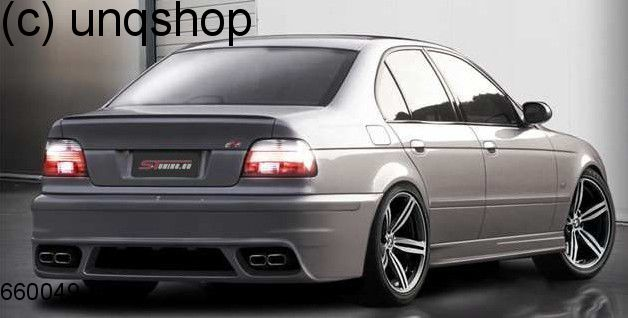 Rear bumper BMW 5 SERIES E39