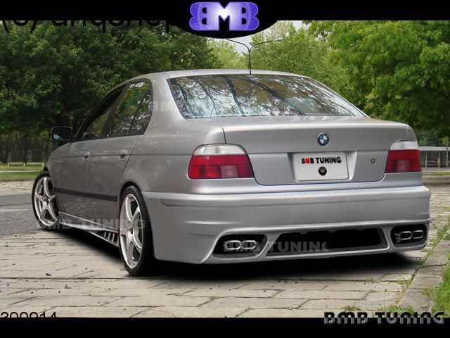 Rear bumper (Sport) BMW 5 SERIES E39
