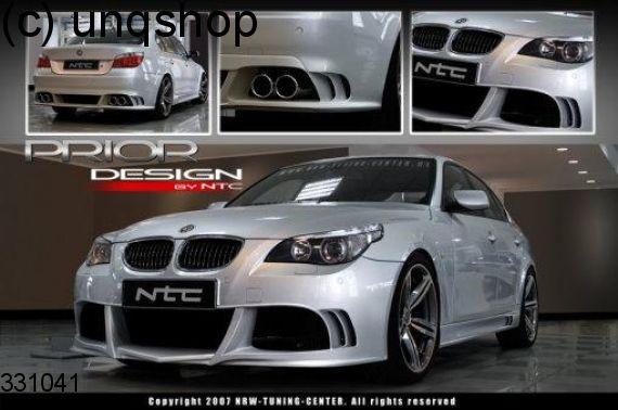 Front bumper (EXCLUSIV-LINE) BMW 5 SERIES E60/61