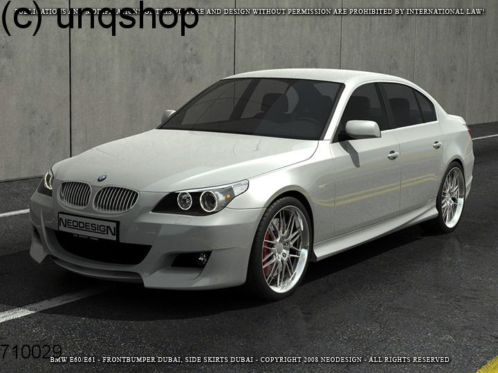 Front Bumper BMW 5 SERIES E60/61