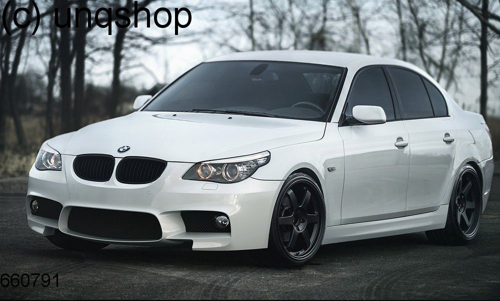 Side skirts (M5 LOOK) BMW 5 SERIES E60/61