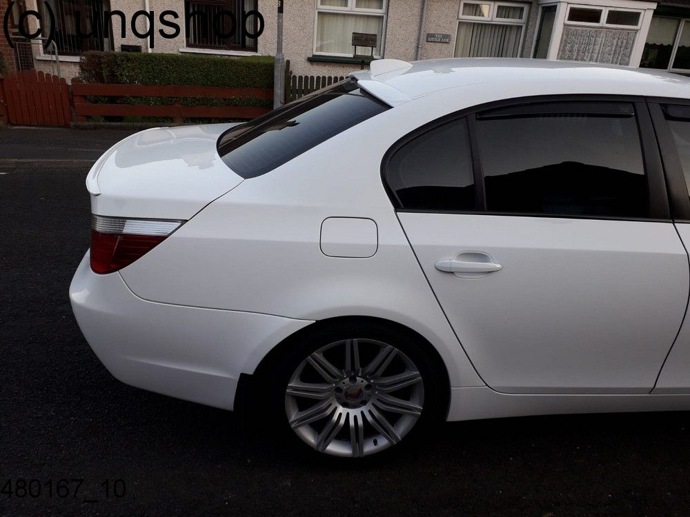61 BMW  5 E60 BOOT SPOILER SUSHI