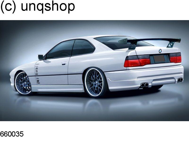 Rear bumper BMW 8 SERIES E31