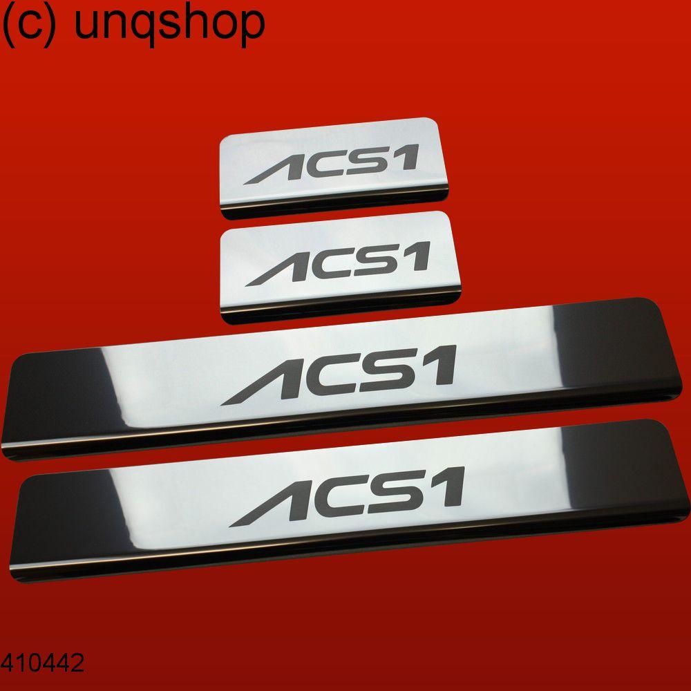 Door sills (ACS1) BMW X1 E84