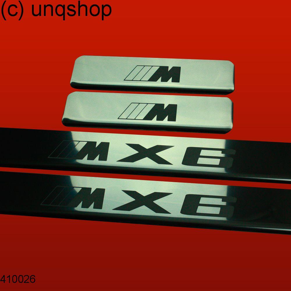 Door sills (M X6 typ3) BMW X6 E71