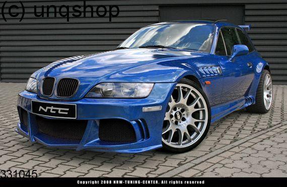 Front bumper (EXCLUSIV-LINE) BMW Z3
